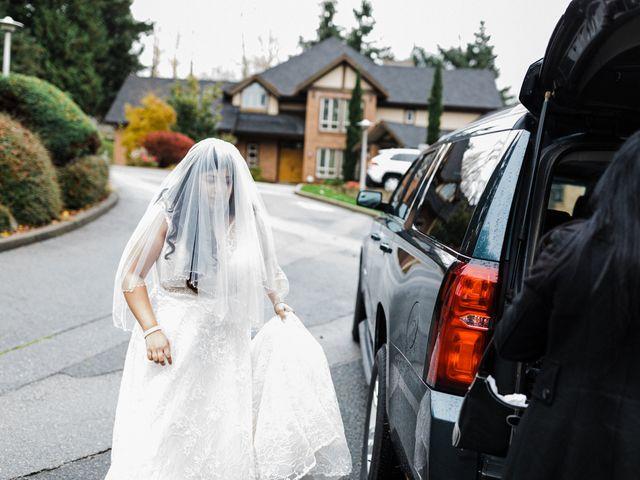 Mitchel and Marushka's wedding in Vancouver, British Columbia 9