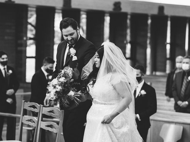 Mitchel and Marushka's wedding in Vancouver, British Columbia 11