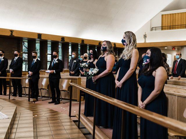 Mitchel and Marushka's wedding in Vancouver, British Columbia 16