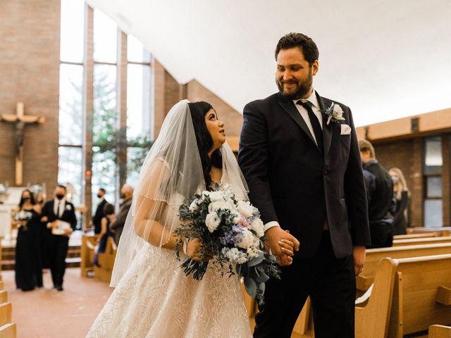 Mitchel and Marushka's wedding in Vancouver, British Columbia 27
