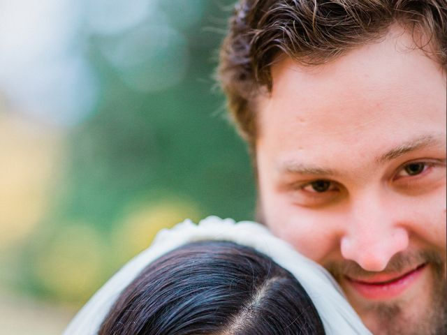 Mitchel and Marushka's wedding in Vancouver, British Columbia 2