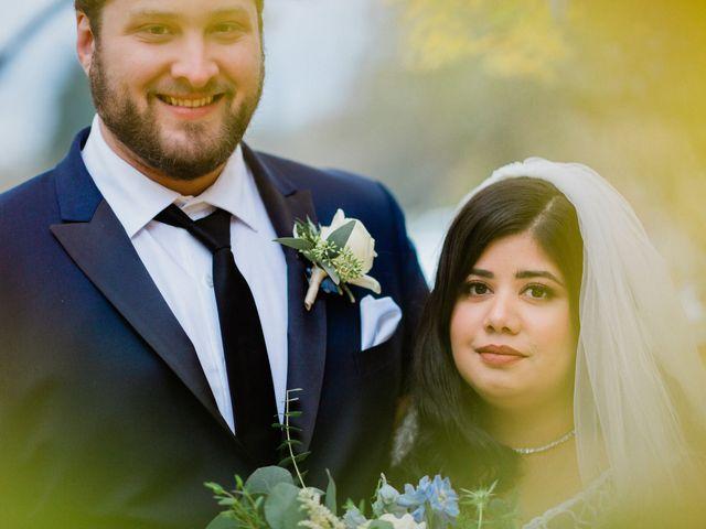 The wedding of Marushka and Mitchel