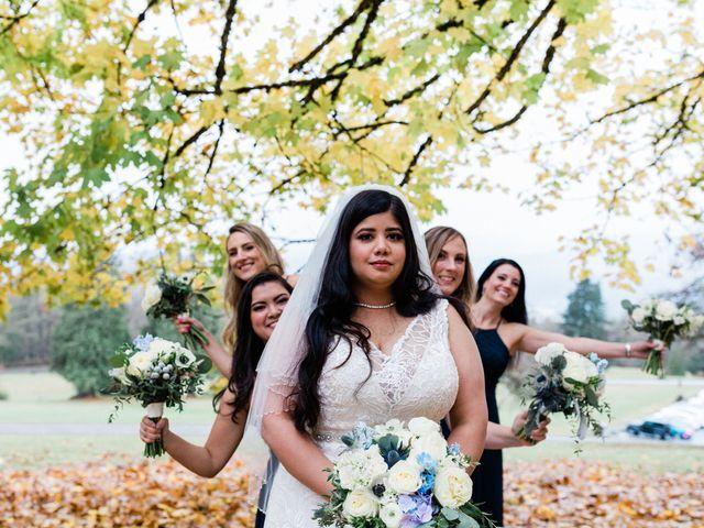 Mitchel and Marushka's wedding in Vancouver, British Columbia 29