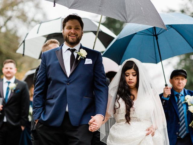 Mitchel and Marushka's wedding in Vancouver, British Columbia 30