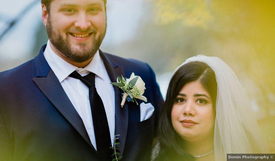 Mitchel and Marushka's wedding in Vancouver, British Columbia