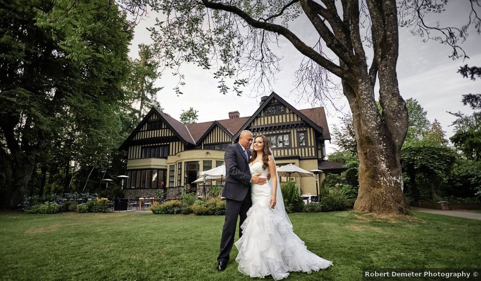 Jimmy And Janet S Wedding In Vancouver British Columbia Weddingwire Ca