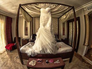 The wedding of Basia and Chris 2