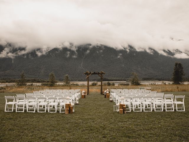 Nick and Syd's wedding in Agassiz, British Columbia 9