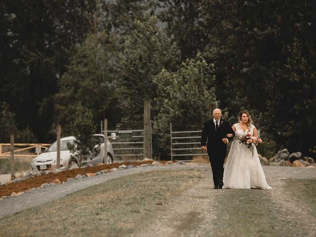 Nick and Syd's wedding in Agassiz, British Columbia 28