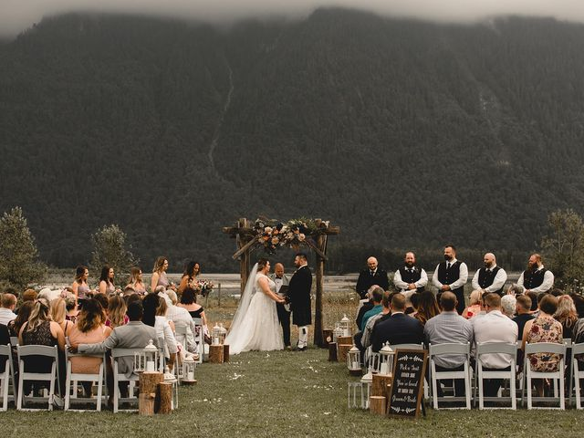 Nick and Syd's wedding in Agassiz, British Columbia 30