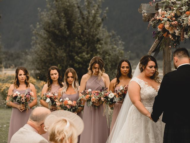 Nick and Syd's wedding in Agassiz, British Columbia 32