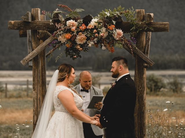 Nick and Syd's wedding in Agassiz, British Columbia 33