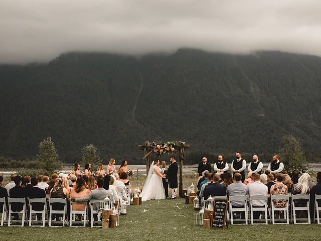 Nick and Syd's wedding in Agassiz, British Columbia 34