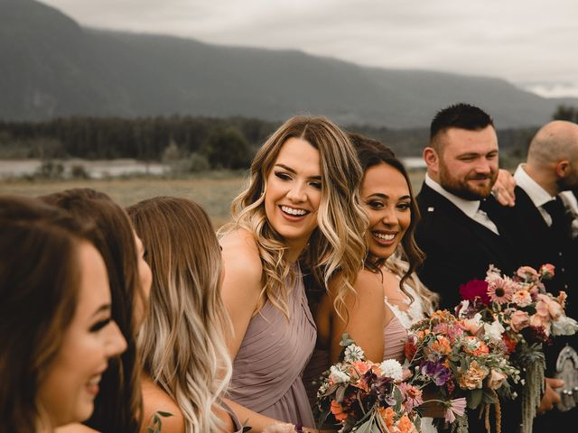 Nick and Syd's wedding in Agassiz, British Columbia 37