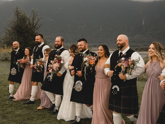 Nick and Syd's wedding in Agassiz, British Columbia 41