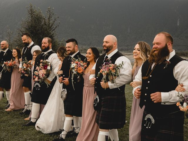 Nick and Syd's wedding in Agassiz, British Columbia 42