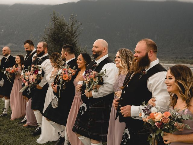 Nick and Syd's wedding in Agassiz, British Columbia 43