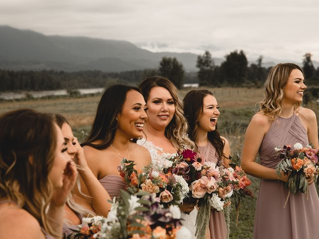 Nick and Syd's wedding in Agassiz, British Columbia 44