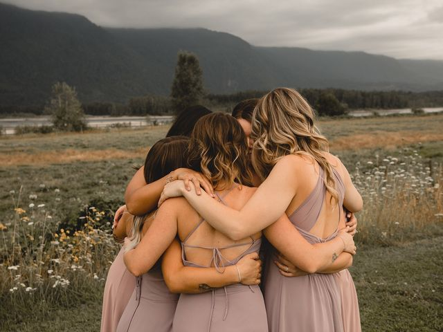 Nick and Syd's wedding in Agassiz, British Columbia 49