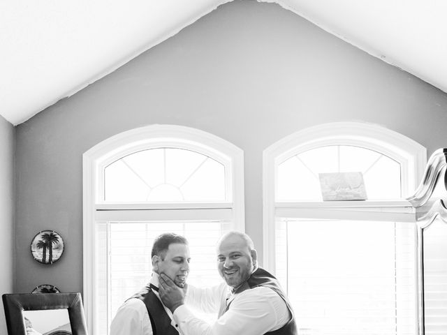 Dan and Jenny's wedding in Markham, Ontario 11