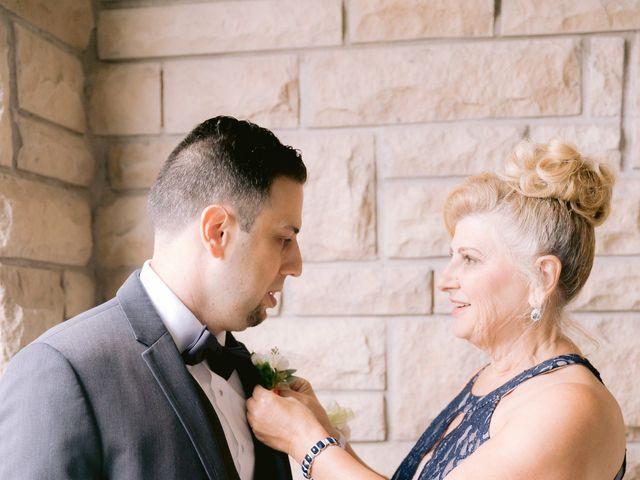 Dan and Jenny's wedding in Markham, Ontario 14