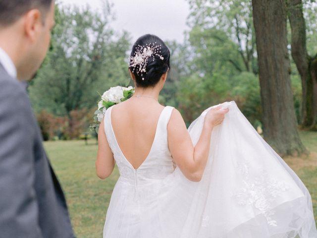 Dan and Jenny's wedding in Markham, Ontario 22