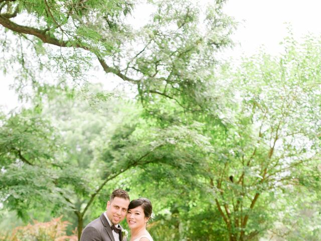 Dan and Jenny's wedding in Markham, Ontario 24