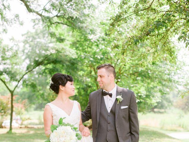 Dan and Jenny's wedding in Markham, Ontario 25