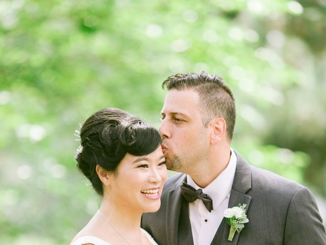 Dan and Jenny's wedding in Markham, Ontario 26