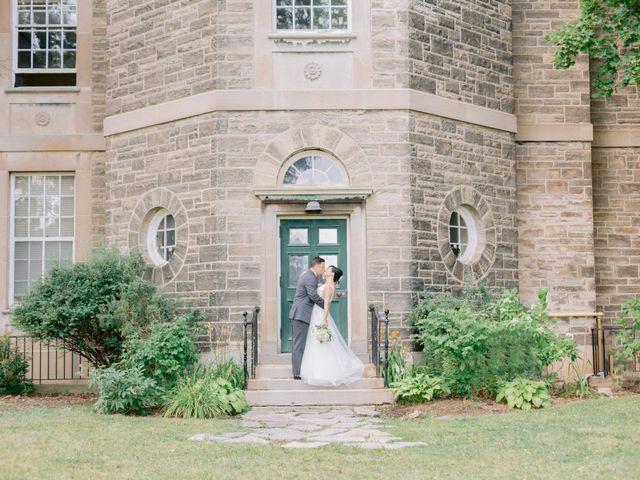 Dan and Jenny's wedding in Markham, Ontario 28