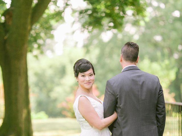 Dan and Jenny's wedding in Markham, Ontario 30