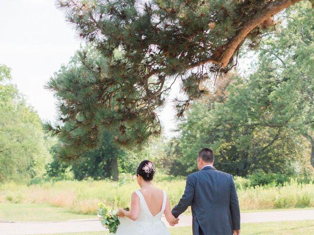 Dan and Jenny's wedding in Markham, Ontario 31
