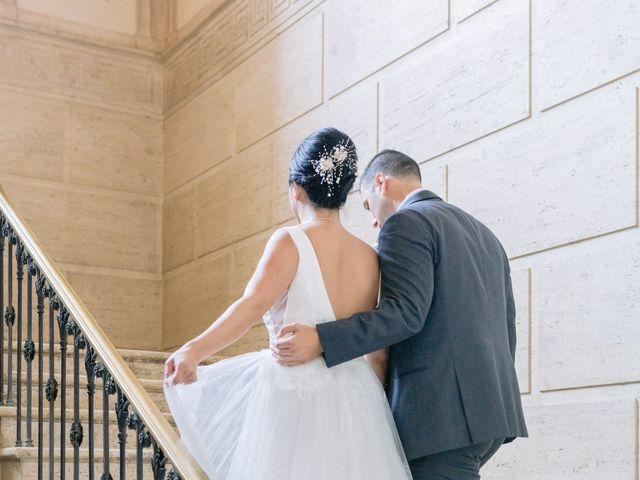Dan and Jenny's wedding in Markham, Ontario 37