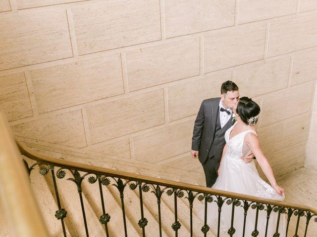 Dan and Jenny's wedding in Markham, Ontario 1