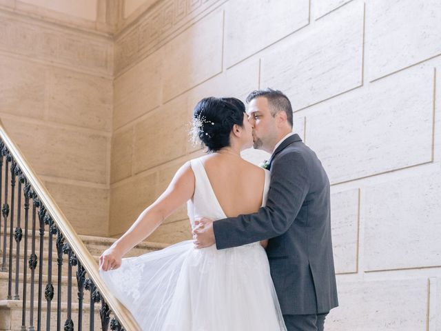 Dan and Jenny's wedding in Markham, Ontario 38