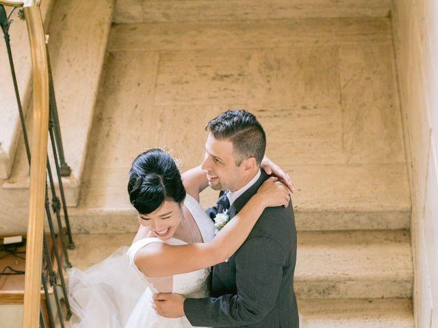 Dan and Jenny's wedding in Markham, Ontario 41