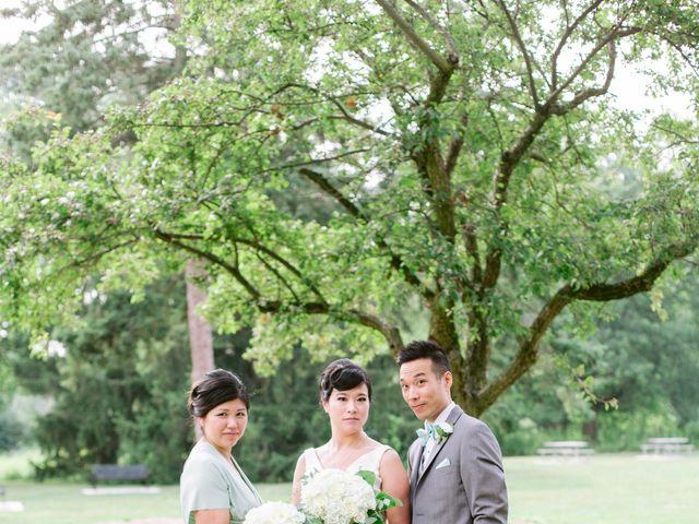 Dan and Jenny's wedding in Markham, Ontario 45
