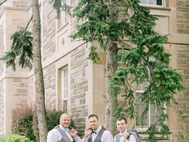 Dan and Jenny's wedding in Markham, Ontario 48