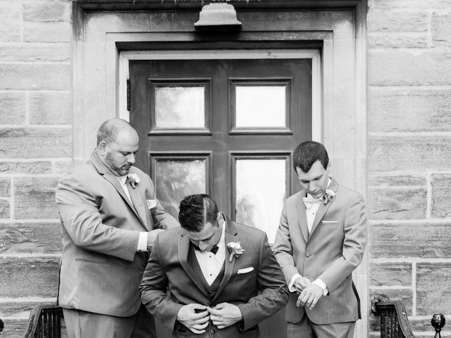 Dan and Jenny's wedding in Markham, Ontario 50