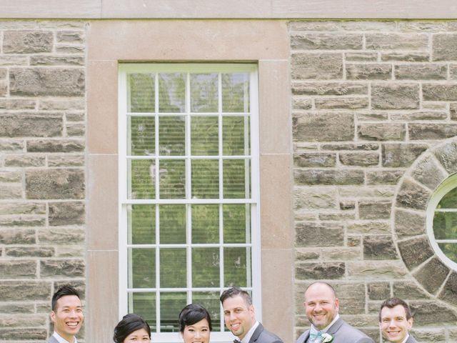 Dan and Jenny's wedding in Markham, Ontario 52