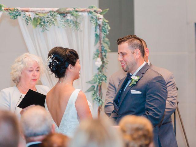 Dan and Jenny's wedding in Markham, Ontario 2