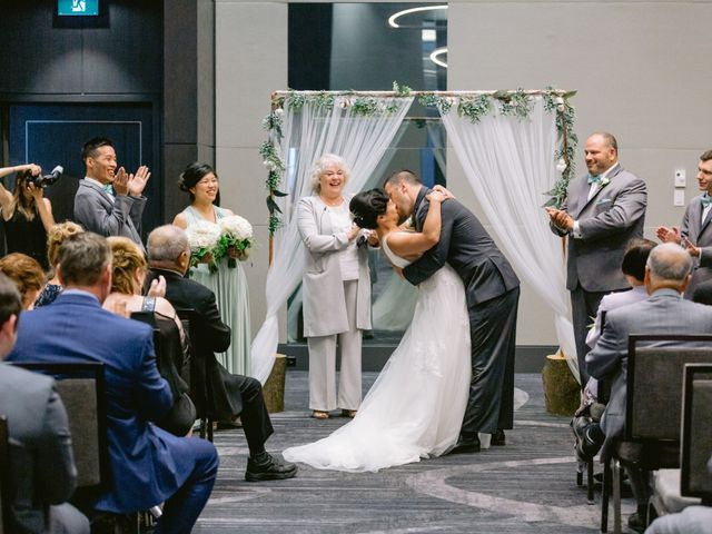 Dan and Jenny's wedding in Markham, Ontario 68