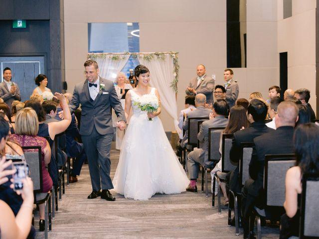 Dan and Jenny's wedding in Markham, Ontario 69