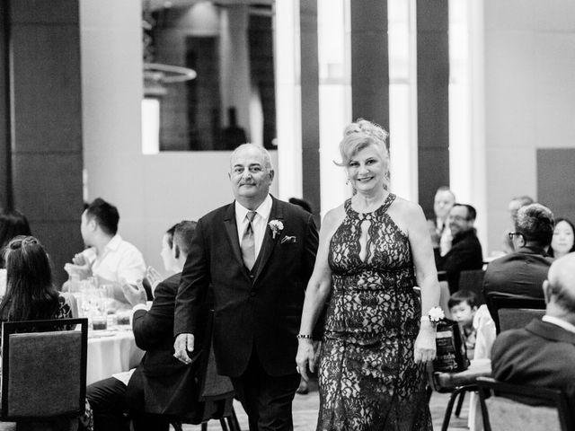 Dan and Jenny's wedding in Markham, Ontario 82