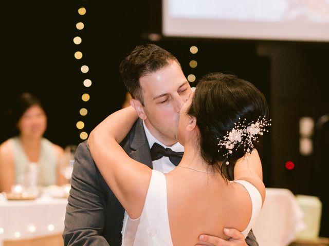 Dan and Jenny's wedding in Markham, Ontario 85