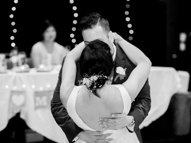 Dan and Jenny's wedding in Markham, Ontario 90
