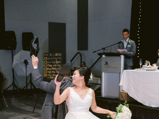 Dan and Jenny's wedding in Markham, Ontario 96
