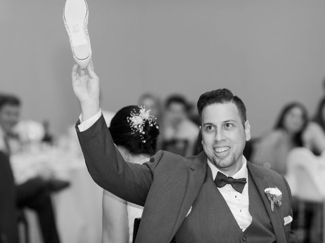 Dan and Jenny's wedding in Markham, Ontario 98