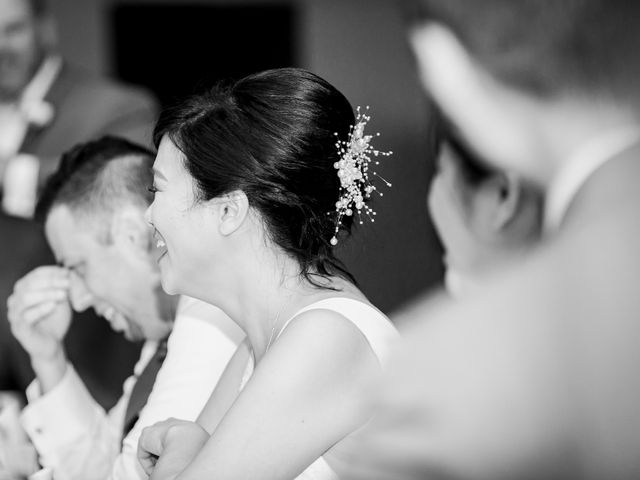 Dan and Jenny's wedding in Markham, Ontario 125
