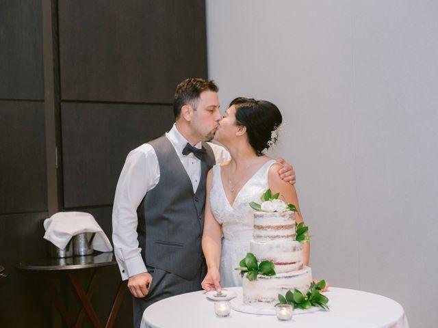 Dan and Jenny's wedding in Markham, Ontario 132